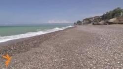 Кырымда туризм сезоны ачылды, пляжлар буш