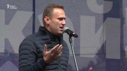 Алексей Навальный - про черные шапочки и страшное оружие в кармане