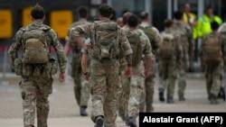 روند خروج نیروهای خارجی و متحدان افغانشان از افغانستان