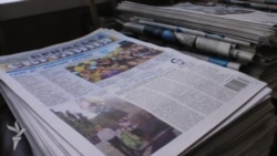 Крымские украинцы обеспокоены судьбой единственной украиноязычной газеты Крыма «Крымская светлица»