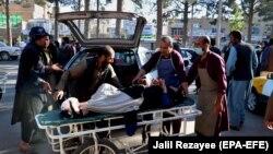 Žena povređena u eksploziji bombe postavljene na putu u Heratu