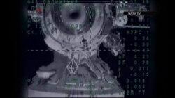 Soyuz Spacecraft Docks With ISS