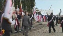 Богослужение в Гданьске