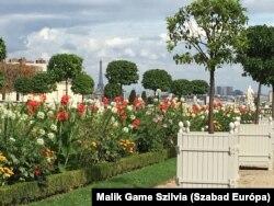 A kastély narancsos kertje, ahol véget ért a francia forradalom