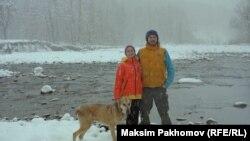 Сергей и Алена