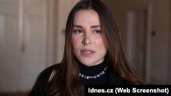 Диа Франчетти, дочь подозреваемого в создании незаконного вооруженного формирования