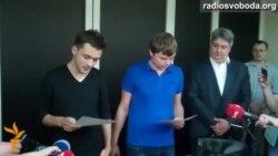 Російських журналістів, затриманих на Дніпропетровщині, передали військовому консулу Росії