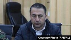 احمدضیا سراج رئیس عمومی امنیت ملی افغانستان