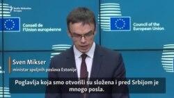 Srbija otvorila dva poglavlja sa EU