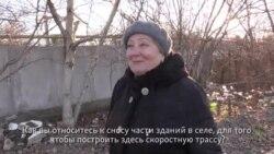 Снести нельзя оставить: отношение крымчан к строительству скоростной трассы (видео)