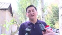 Абдил Сегизбаев ИИМге сурак берип чыкты
