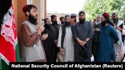 زندانیان رها شدهای طالبان توسط حکومت افغانستان