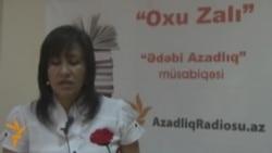 """Elnaz Eyvazlı """"Səndən danışırıq"""" (Şeir)"""