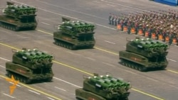Military Parade Marks Victory Day In Moscow