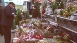 Душанбе ба таҷлили Соли нав омода мешавад