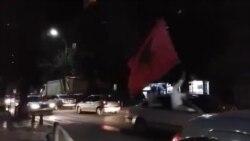 Prishtina feston fitoren e Shqipërisë