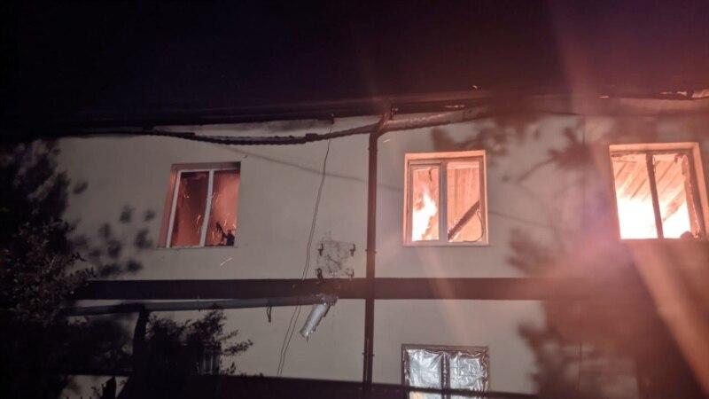 Спасатели рассказали, сколько пожаров произошло в Крыму 9 мая