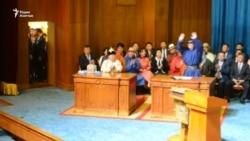 Новый президент Монголии вступил в должность