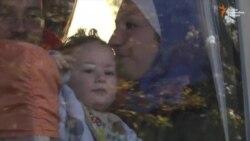Stotine izbjeglica na slovenskoj granici