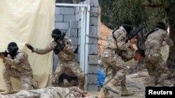 Forțele de securitate libiene sunt antrenate, în prezent, de către statul turc.