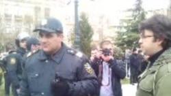 Polis Emin Millini saxlayır