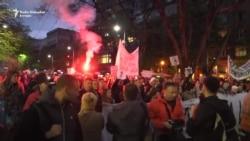 Beograd: Treći dan protesta