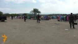 Бодликавата жица и полицијата пречка за мигрантите