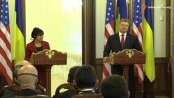 Порошенко зустрівся з міністром торгівлі США та з інвесторами