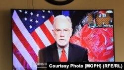 په کابل کې د امریکا سفارت شارژدافیر راس وېلسن