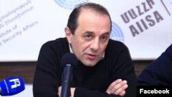 Политолог Рубен Меграбян