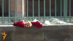 ТВ вести - цвеќе за жртвите во Ница