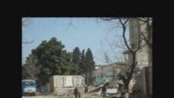"""Bakıda """"Məhəmməd Peyğəmbər"""" məscidi sökülür"""