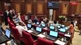 Ermənistan parlamenti ölkədəki son durumu müzakirə edəcək