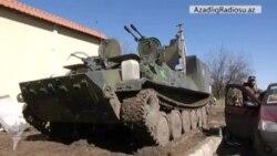 Donetskdə atışmalar davam edir