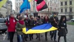 Львівський Євромайдан не розходиться (28 листопада)