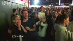 Как это было: Россия покинула ЧМ-2018 (видео)