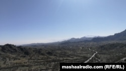 The main road of the Mohmand district. (file photo)