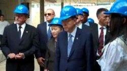 Ban Ki-moon u Crnoj Gori