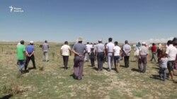 Земельный спор в селе Жайсан