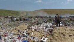 В Таджикистане решают вопрос переработки мусора