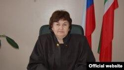 Рузалия Багавова