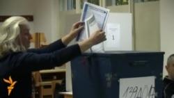 Glasanje na opštim izborima u BiH