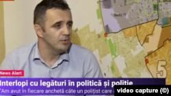 Adrian Marius, șeful Serviciului Serviciului Grupuri Infracționale Violente din Poliția Capitalei, la Digi 24