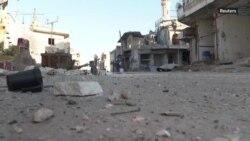 Сирия: войска Асада при поддержке России заняли Саракеб