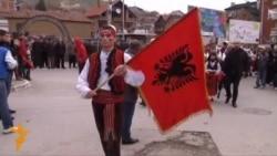 Albanci u Srbiji slave Dan zastave