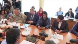 Савченко і Береза посварилися через законопроект про Донбас (відео)