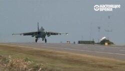 Трасса из Москвы в Европу - посадочная полоса для истребителей