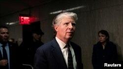 Cyrus Vance jr, procurorul șef al districtului Manhattan, New York (foto arhivă)