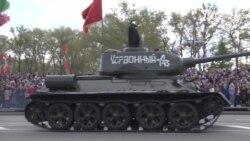 У Білорусі відзначили «День перемоги» парадом попри епідемію COVID-19 – відео