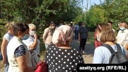 Учителя в Уральске выступают против объединения уроков труда для мальчиков и девочек. Западно-Казахстанская область, 26 августа 2021 года